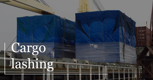 cargo ship service szczecin