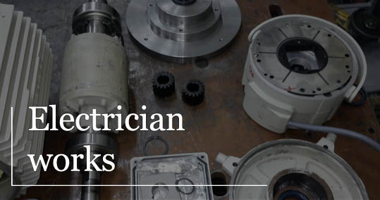 electrician ship service szczecin
