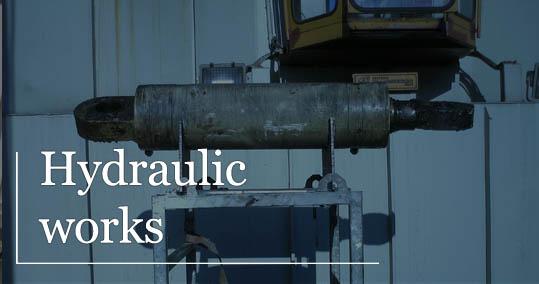 hydraulic works ship service