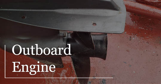 outboard engine ship service