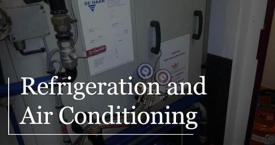 refrigeration ship service